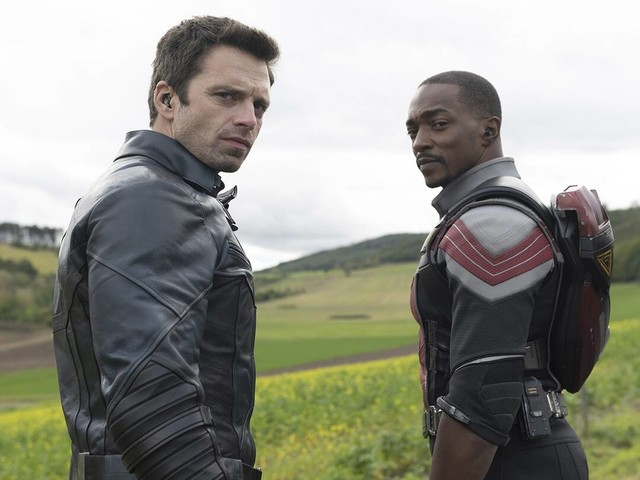The Best Bromance Moments From The Falcon and the Winter Soldier