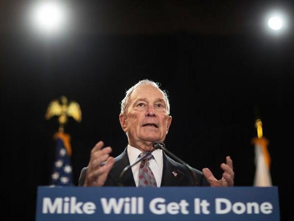 Bloomberg Qualifies For Nevada Democratic Debate, Releases 'AOC-Lite' Tax Plan
