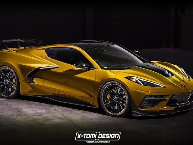 Screw the C8 Corvette Stingray - You Want the C8 Corvette Z06