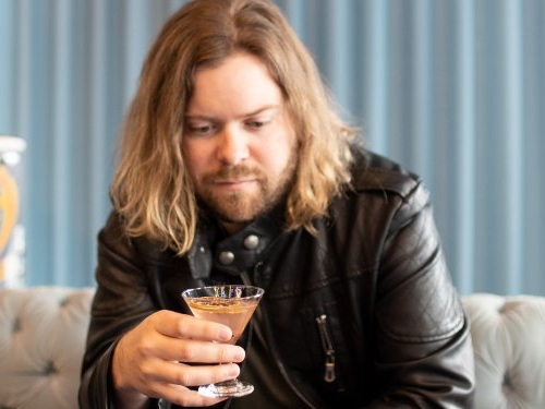 I tried a cocktail made of trash and it tasted just as good as a fresh one