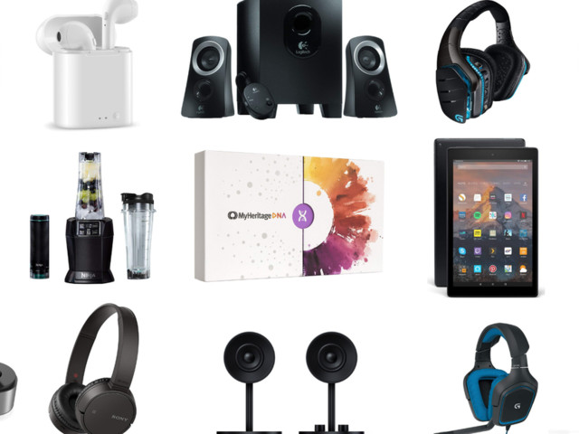 Apple iPhones, Beats headphones, Logitech speakers, MyHeritage DNA test kits, and more on sale for March 25 in the UK
