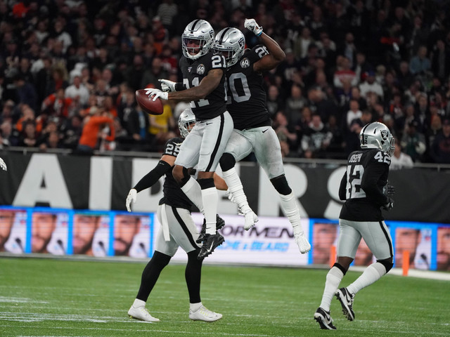 Raiders trade former first-round CB Gareon Conley to Texans