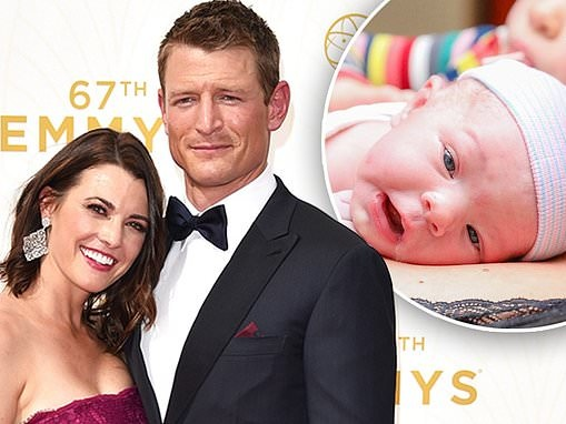 Philip Winchester of Law And Order: SVU becomes dad again... hours after announcing wife's pregnancy