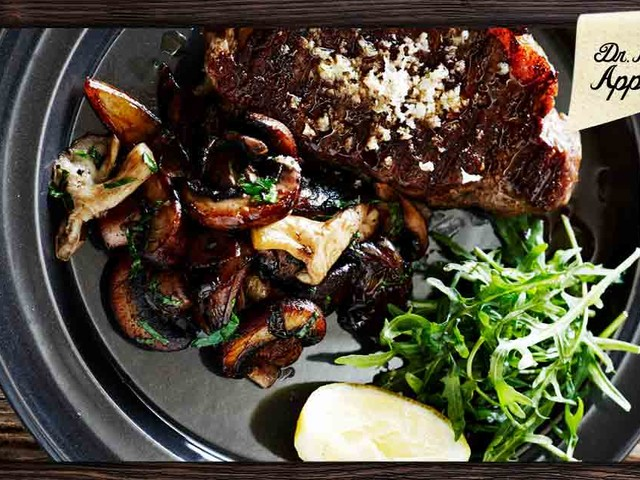 Here's Why You'll Enjoy This Barbecued Sirloin Recipe