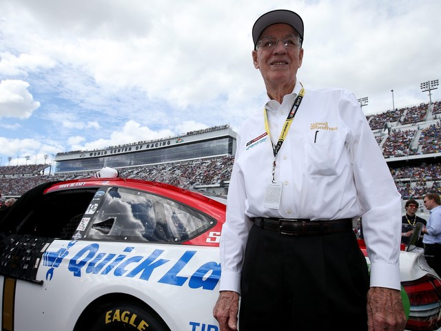 NASCAR Hall of Famer and Wood Brothers Racing co-founder Glen Wood dies at 93