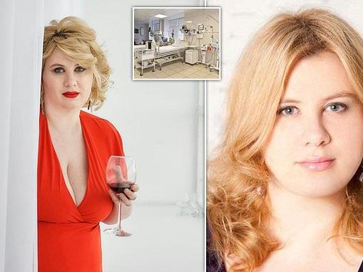 Russia's youngest coronavirus victim, 36, posted updates of her illness