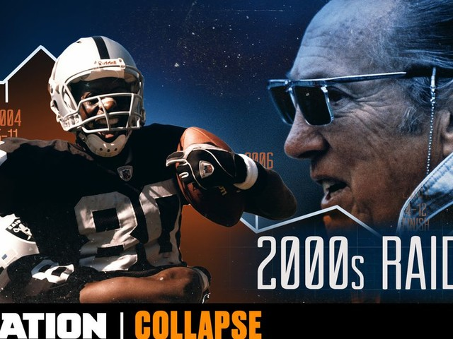 The collapse of the Oakland Raiders