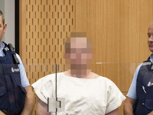 Christchurch shooting suspect pleads not guilty