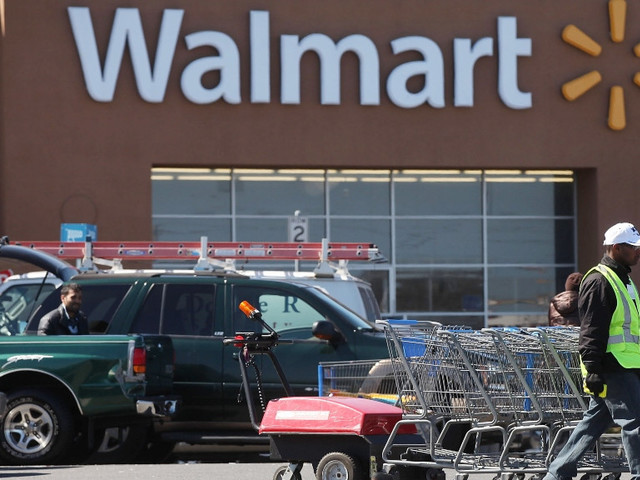 Walmart To Take Employee Temperatures At All Stores