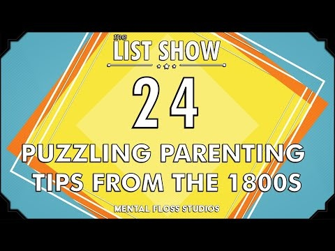 Parenting Tips From The 1800s That You Should Not Do