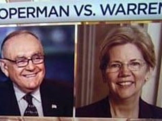 "Cooperman-Warren War-Of-Words Escalates: ""You're Either Grossly Uninformed Or Warping Facts For Political Gain"""
