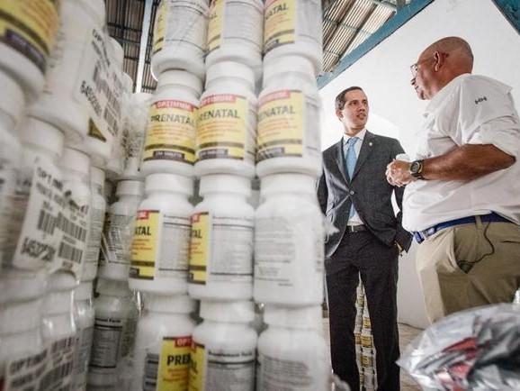 Venezuelan Opposition Receives First Blocked Aid Shipments In Defiance Of Maduro