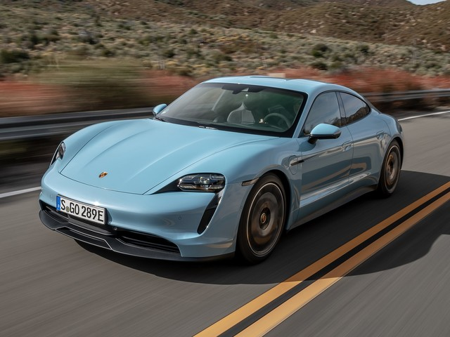 2021 Porsche Taycan 4S First Drive: The More Affordable Tesla Fighter