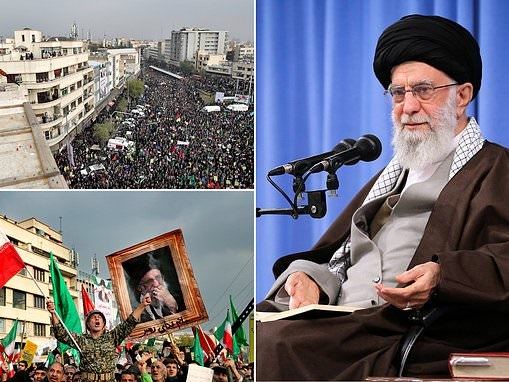 Iran may have 'murdered' more than 1,000 in recent protests over fuel prices claims US