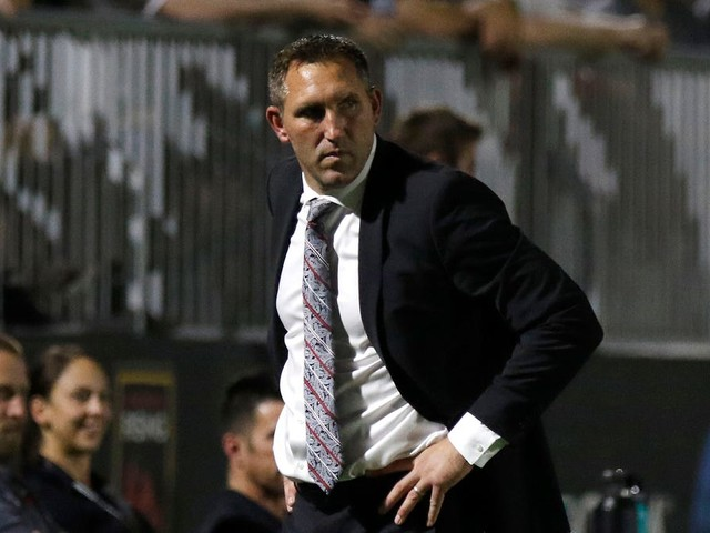 Rising FC coach Rick Schantz after reinstatement: 'I need to make sure everyone learns from my experience'