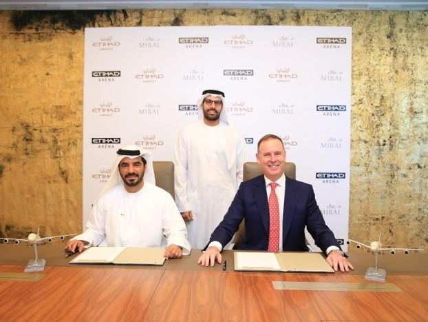 News: Etihad Arena set to open on Yas Island, Abu Dhabi