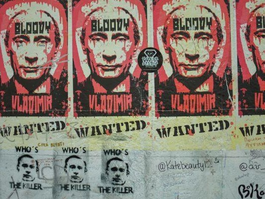 CJ Hopkins: Democracy Versus The 'Putin-Nazis'