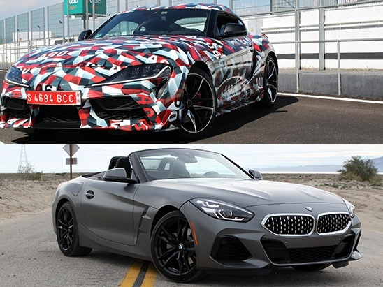Toyota Supra vs BMW Z4 Comparison: One Platform, Two Very Different Sports Cars