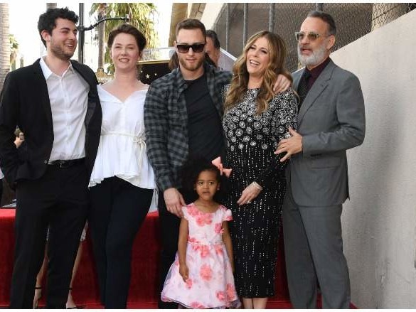 Tom Hanks' Kids & Family: 5 Fast Facts You Need to Know