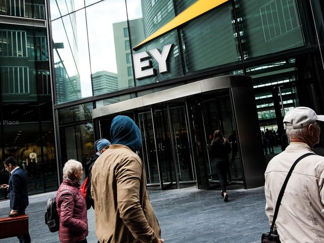EY exec reveals the most important trait the company looks for when hiring