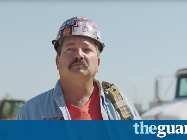 Can this progressive ironworker (and his mustache) swipe Paul Ryan's seat?