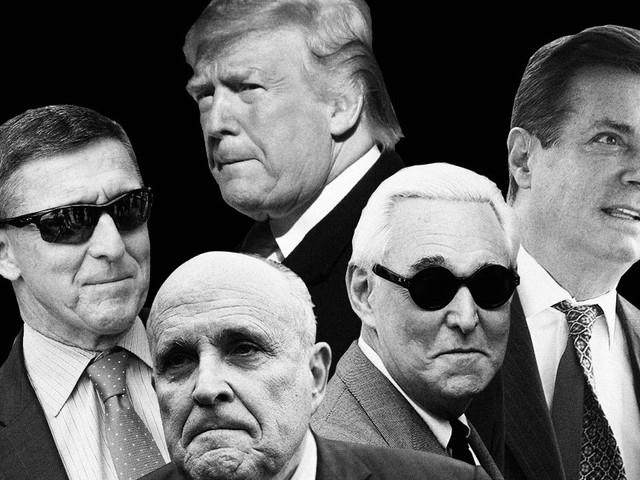 Impeachment and the Stone Verdict Show Trump Is Surrounded by Criminals