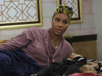 Tamar Braxton Doesn't Care What Vince Thinks About Their Son Sleeping In Bed With Her & Her Boyfriend, Says She's Attracted To Black Men Who Don't Date Black Women - Like Her Current BF