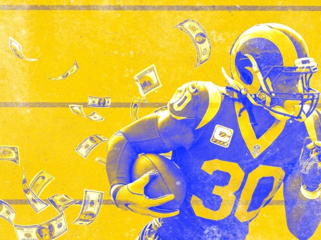 Should the Rams Worry About Todd Gurley's Mega Contract Extension?