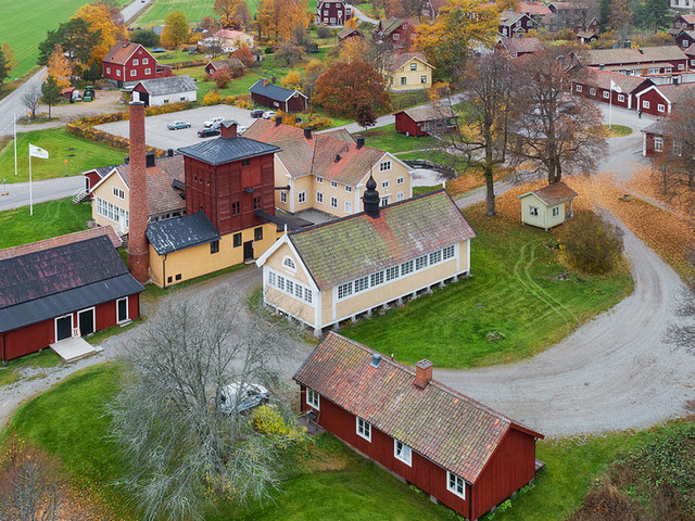 House Hunting in Sweden: An Entire 62-Acre Village for $7.2 Million