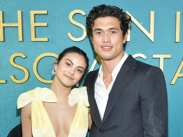 Camila Mendes' Anniversary Instagram With Charles Melton Is Unbelievably Romantic