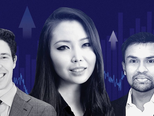 Meet 2019's Rising Stars of Wall Street shaking up investing, trading, and dealmaking