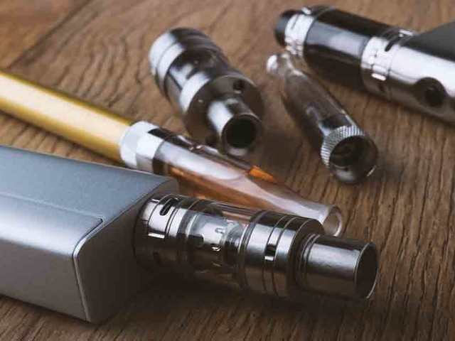 There Is Toxic Fungus in E-Cigs