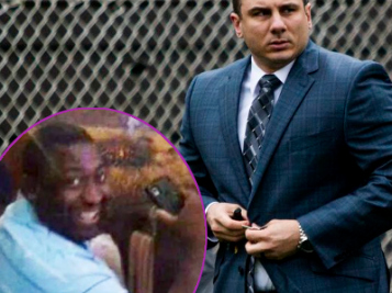 WOW, REALLY? Ex-NYPD Officer Who Murdered Eric Garner Sues To Get His Job Back