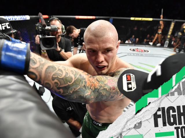 UFC 263: Fights to make