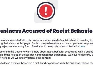 """ANTIFA Is Compiling Lists Of """"Fascist"""" Businesses For Yelp's New """"Racist Behavior Alerts"""""""
