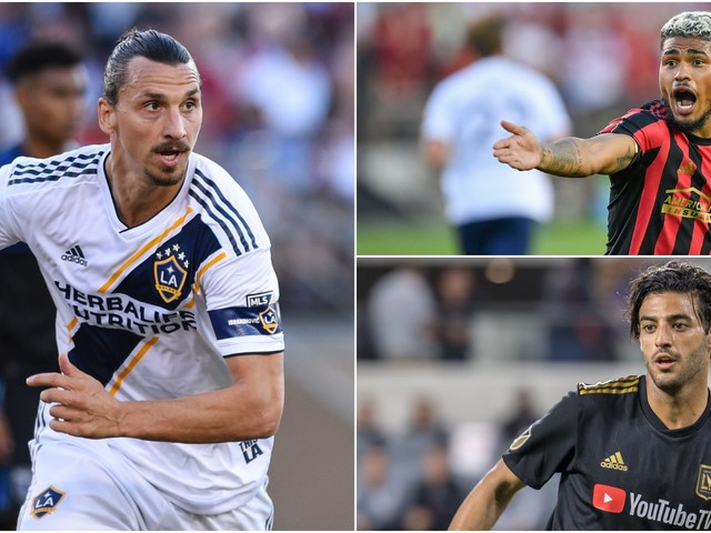 The 15 highest-paid soccer players in MLS