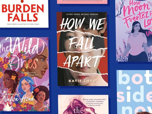 August's Best YA Books Are Full of Magic, Romance, and Coming-of-Age Tales
