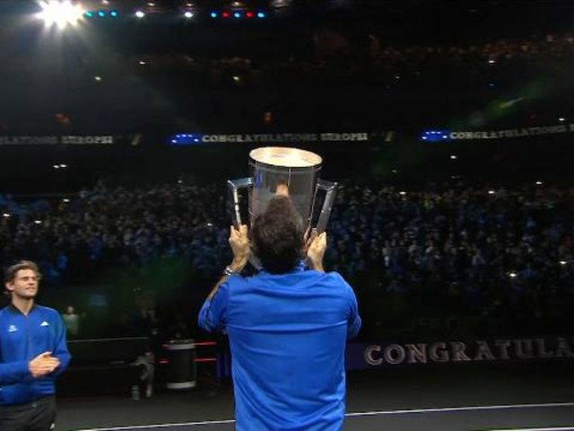 Tennis Channel Court Report: Europe wins inaugural Laver Cup