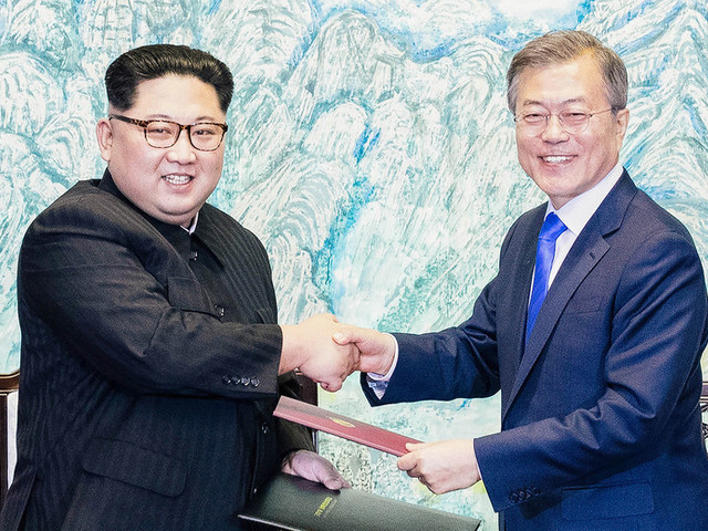 More Than Just a Handshake?