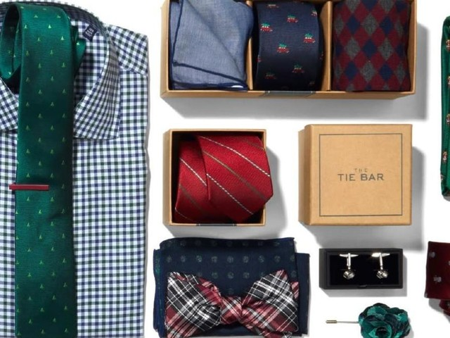 Shop The Store: The Tie Bar