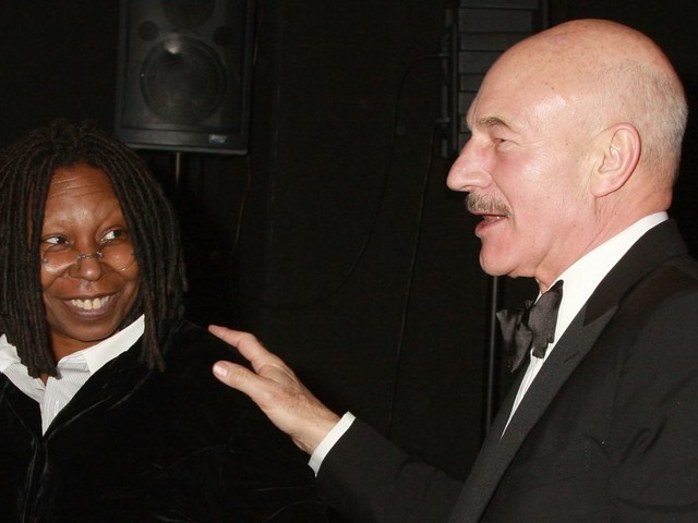 Whoopi Goldberg's joy at being invited to the second season of Star Trek: Picard is a sight to behold