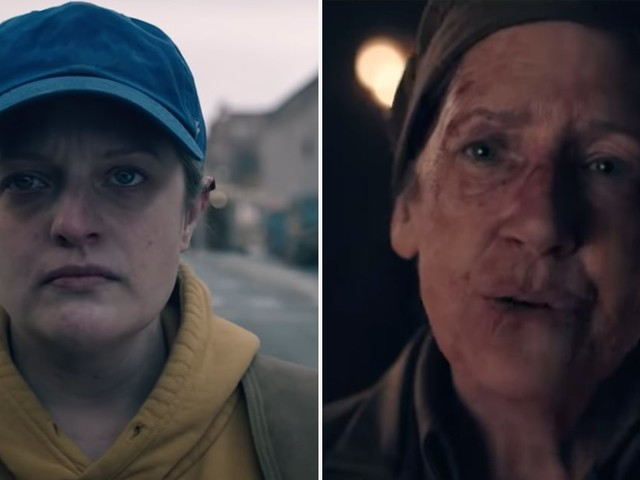 The Handmaid's Tale Trailer For Season 4 Picks Up Where We Left Off - With a War Brewing