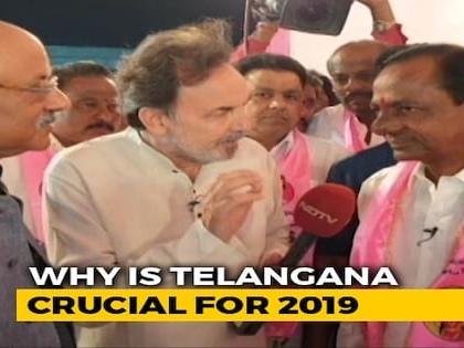 Will KCR Hold On To Telangana? Watch Prannoy Roy's Analysis