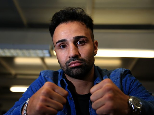 Malignaggi calls for 'money' fight against McGregor: 'I would beat him to a pulp'