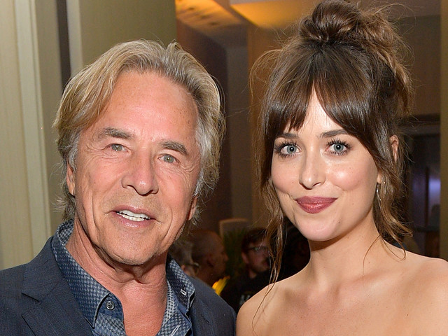 Dakota Johnson's Dad Don Johnson Says She's 'One of the Most Gifted Actresses'