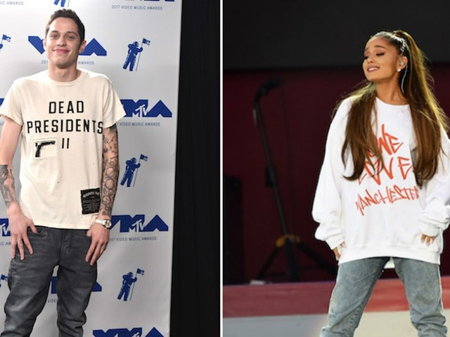 Where Will Ariana Grande & Pete Davidson Get Married? This Could Be A Big Clue