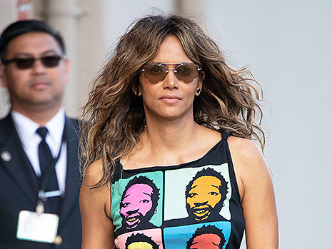 Halle Berry, 54, Teases She's Dating Van Hunt, 50, As She Rocks One Of His T-Shirts: 'Now Ya Know'