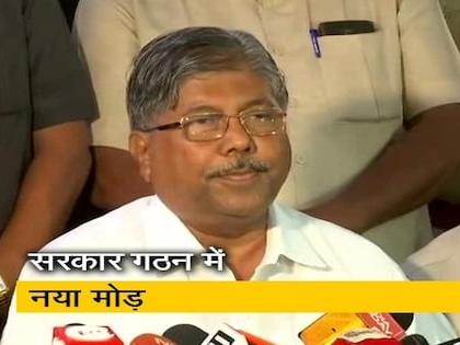 महाराष्ट्र: बीजेपी ने सरकार बनाने से मना किया