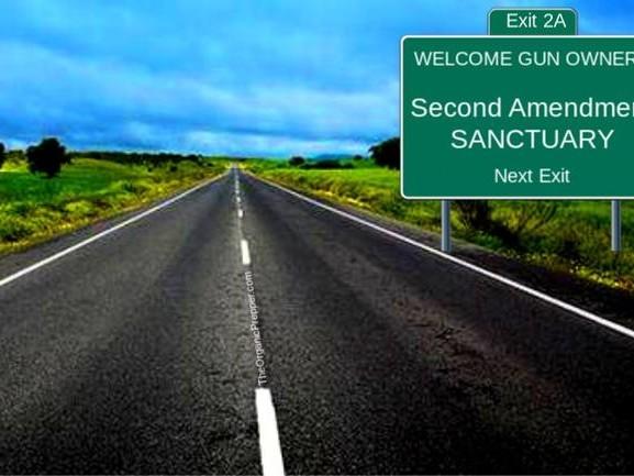 Virginia Lawmakers Threaten 2nd Amendment Sanctuaries With National Guard