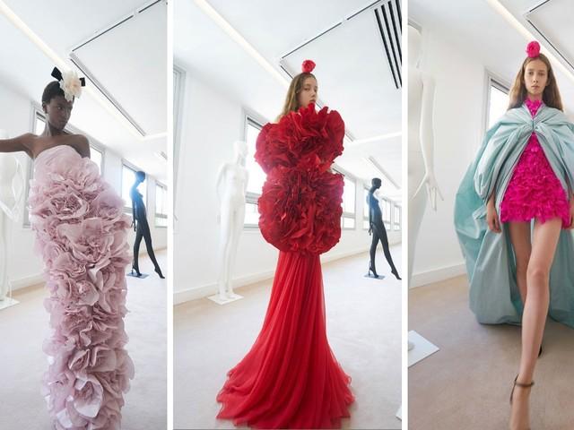 Couture AW19: Giambattista Valli skips catwalk